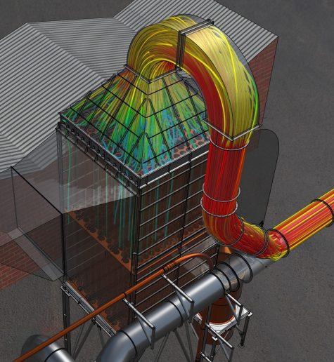 Simulacija CFD protoka