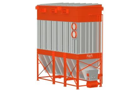 filtar za piljevinu i celulozu