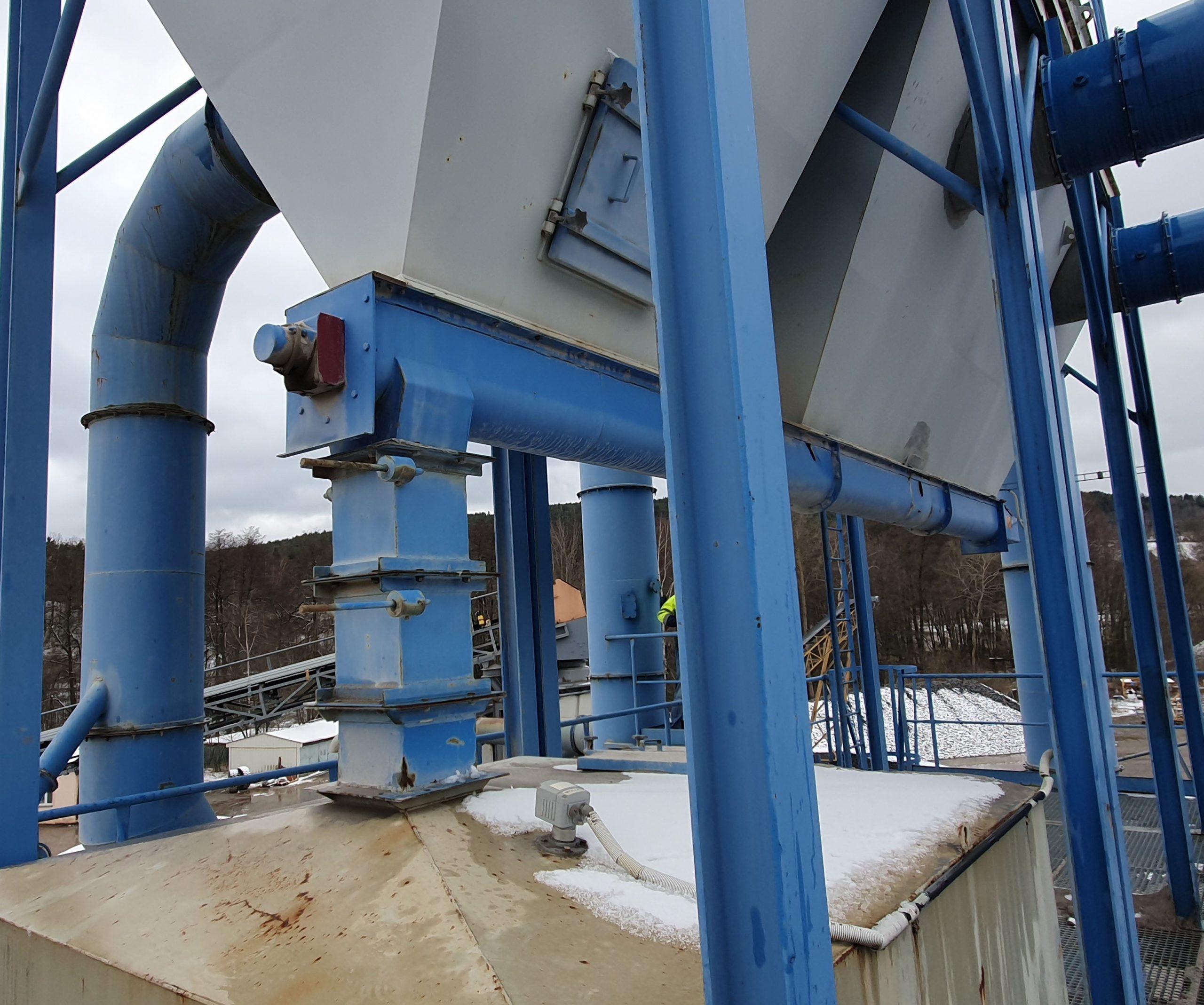 Mehaničke popravke filtarskih jedinica