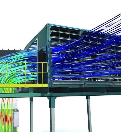 CFD optimizacija sistema za usisavanje
