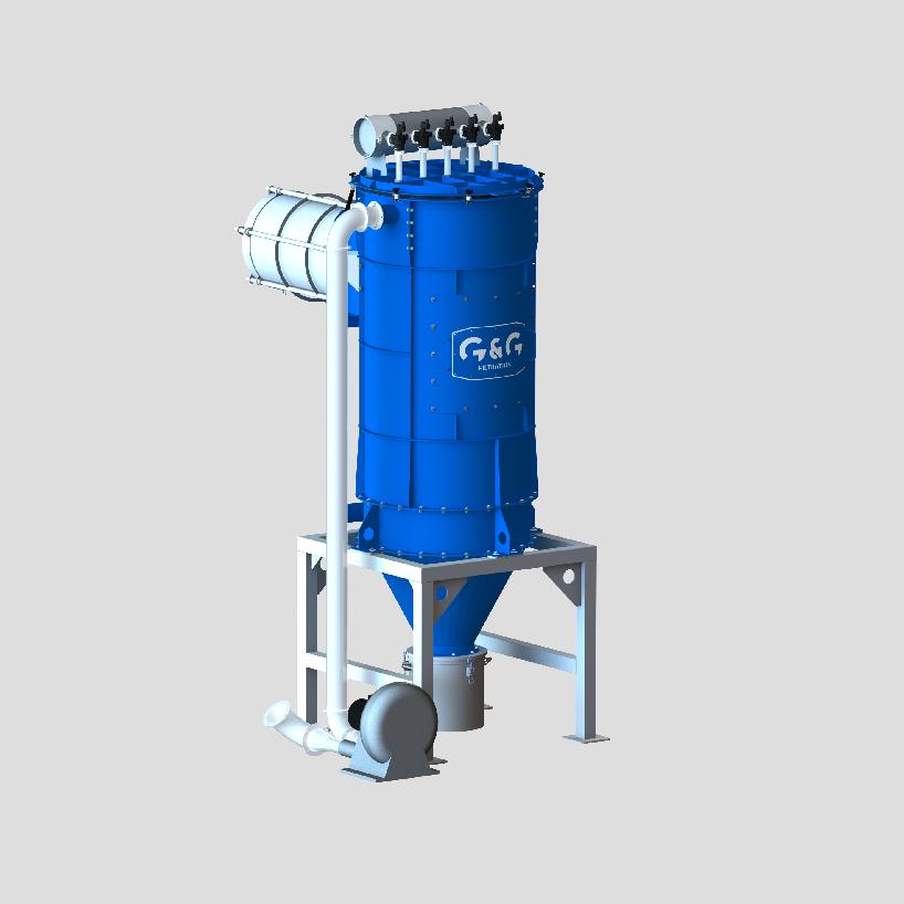 Središnji usisavači G&G Vacuum JET